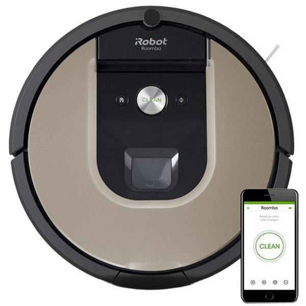 Робот-пылесоc iRobot Roomba 976 купить по лучшей цене 29 800 руб.. Официальная гарантия. Роботы для сухой уборки. Фирменный магазин iRobot (iRobot52.ru)