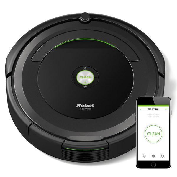 Робот-пылесоc iRobot Roomba 696 купить по лучшей цене 15 900 руб.. Официальная гарантия. Роботы для сухой уборки. Фирменный магазин iRobot (iRobot52.ru)