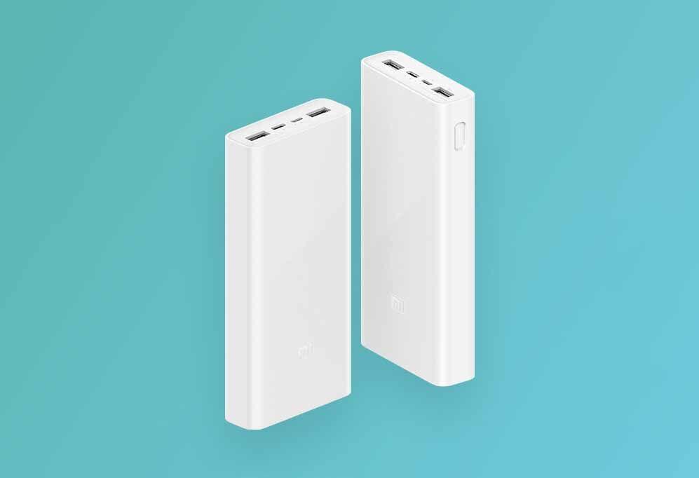 Xiaomi Power Bank 3 Type-C 20000 mAh
