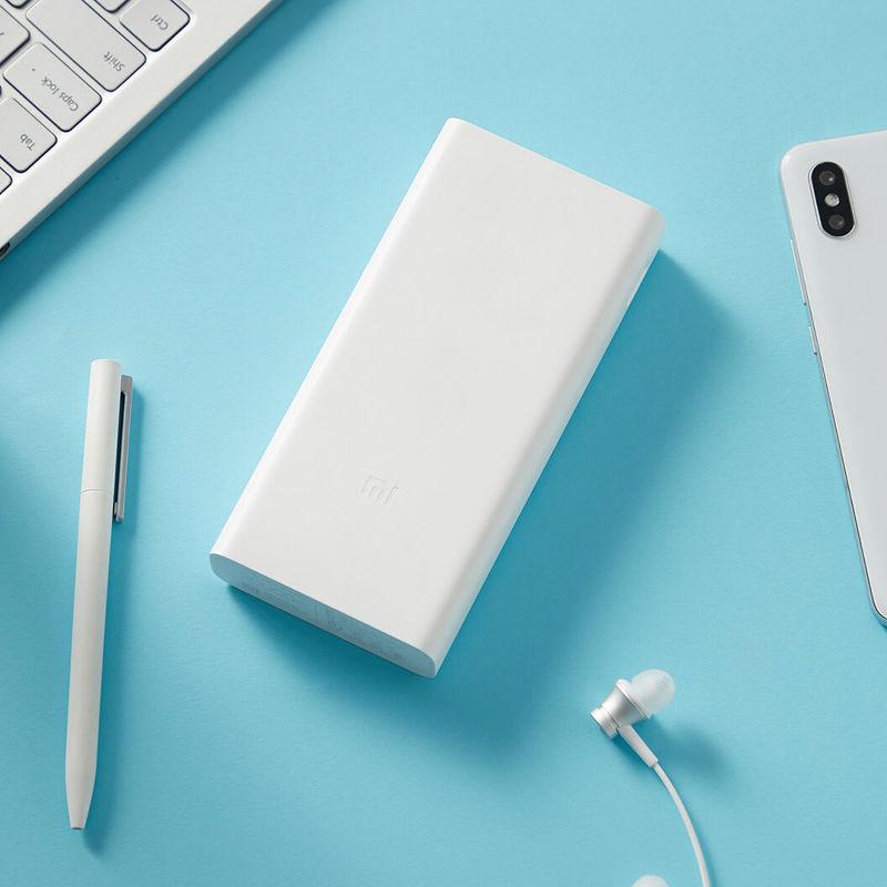 Внешний аккумулятор Xiaomi Power Bank 3 Type-C 20000 mAh